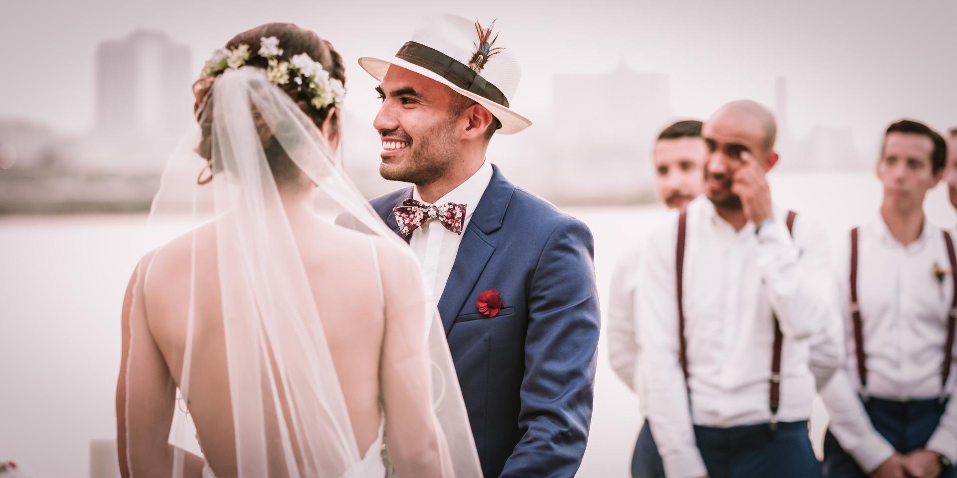 havana garden wedding ceremony photography