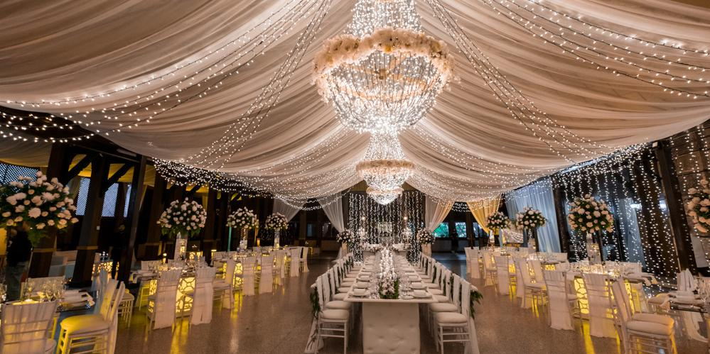 Havana hotel nacional luxury indoor wedding