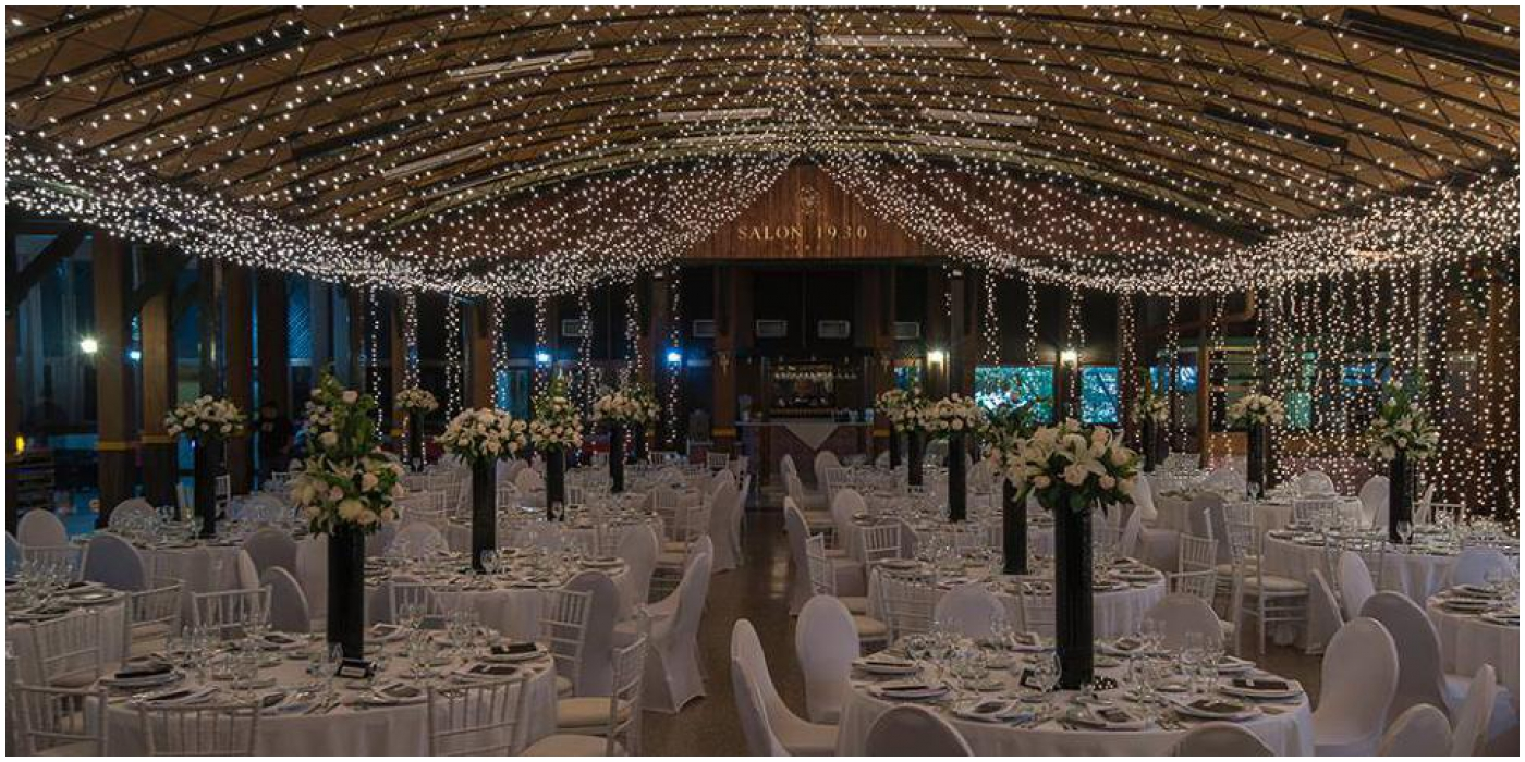 havana hotel nacional indoor elegant event decor