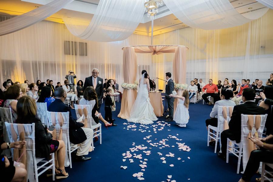 elegant classic havana wedding