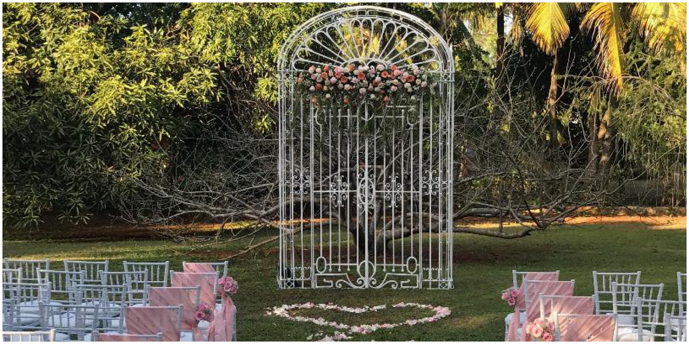 garden wedding venues in havana