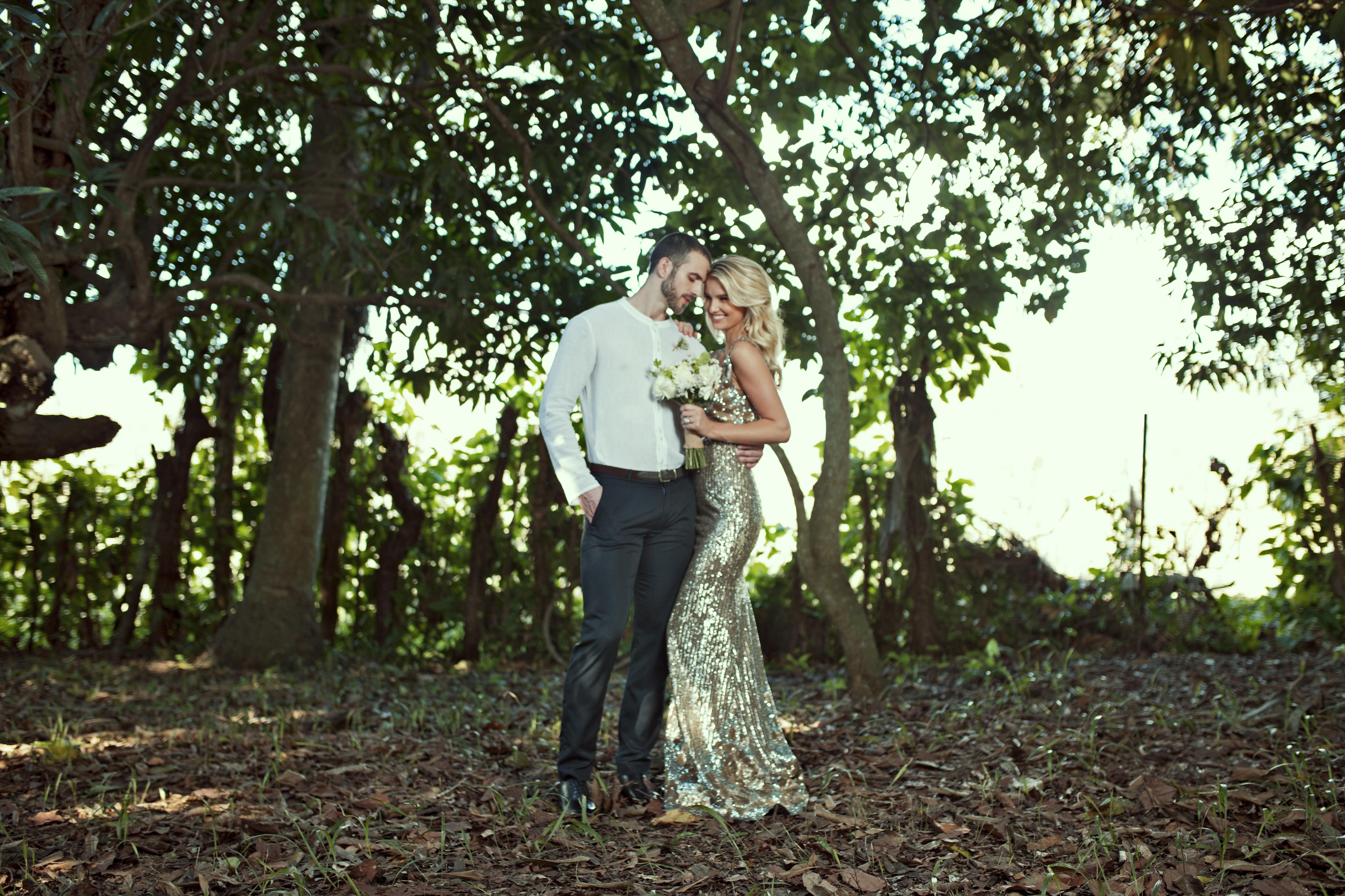 2018 wedding trend glitter