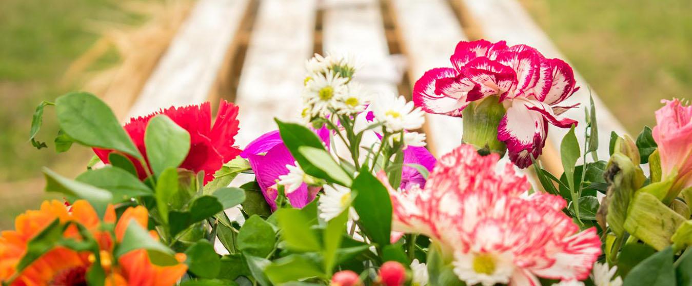 Wedding flowers in Cuba/ Flores para bodas en Cuba