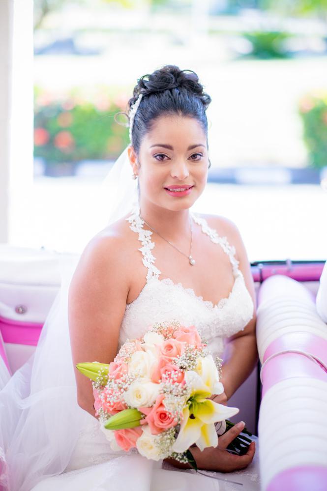 Una boda playera en La Habana para Thay y Ernesto - Aire de Fiesta ...