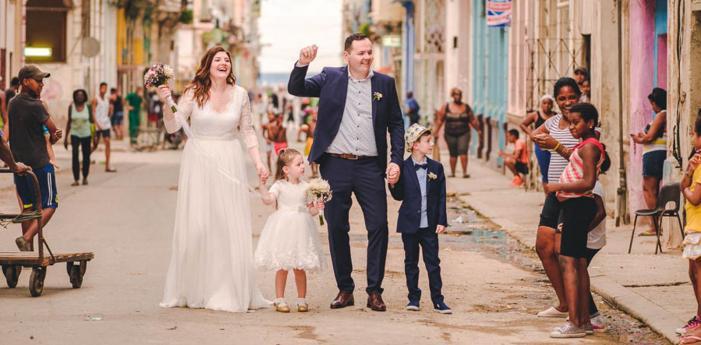 5 cosas que debes saber si planeas tu boda en Cuba